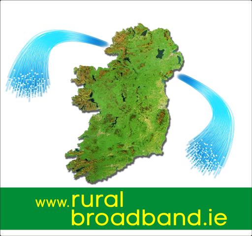 Rural broadband Ireland